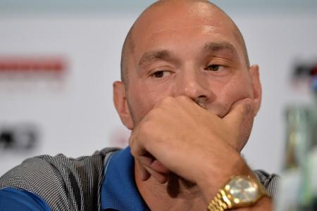 Тайсон Фьюри: Если не смогу нокаутировать Кличко, уйду из бокса