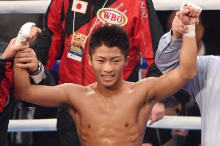 Наоя Иноуэ выйдет на ринг 29 декабря в Токио