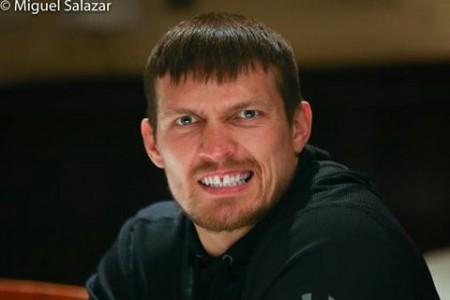 Усик: Хотелбы провести бой с русским чемпионом Муратом Гассиевым