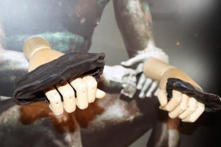НаБританских островах отыскали древнеримские боксерские перчатки