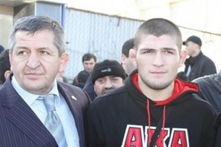 Абдулманап Нурмагомедов организует пресс-конференцию российских бойцов UFC