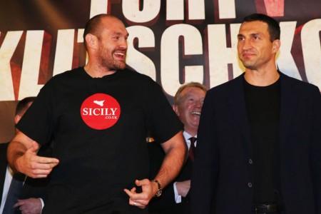 Фьюри должен либо защищать титулы, либо лишиться их— Тренер Кличко