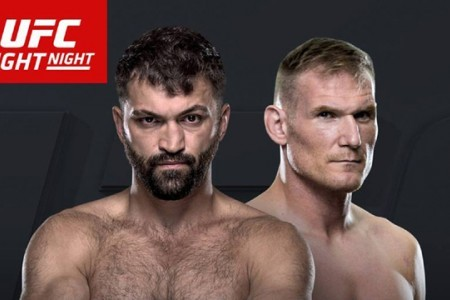 UFC Fight Night: Орловский-Барнетт в прямом эфире на каналах «Матч ТВ» и «Боец»