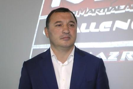 Ахмед Котиев о развитии спорта в Республике Ингушетия