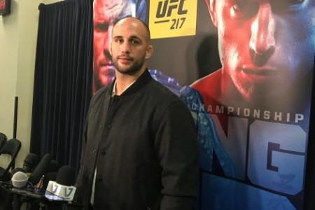 Швейцарский боец UFC Оздемир схвачен пообвинению внасилии