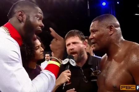 Уайт критикует Уайлдера за бой с Ортисом